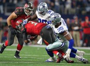 David Irving, Buccaneers