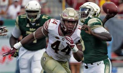 Dallas Cowboys 2017 NFL Draft Target: DT DeMarcus Walker 2