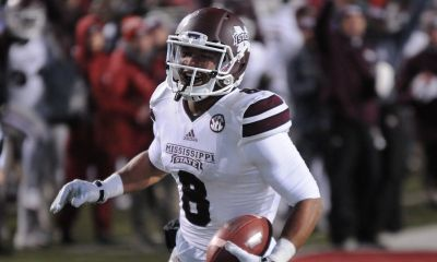 Dallas Cowboys 2017 NFL Draft Target: Mississippi State WR Fred Ross
