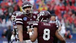 Dallas Cowboys 2017 NFL Draft Target: Mississippi State WR Fred Ross 1