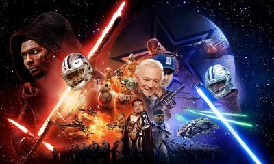 """WATCH: Dallas Cowboys 2017 Playoff """"Star Wars"""" Promo"""