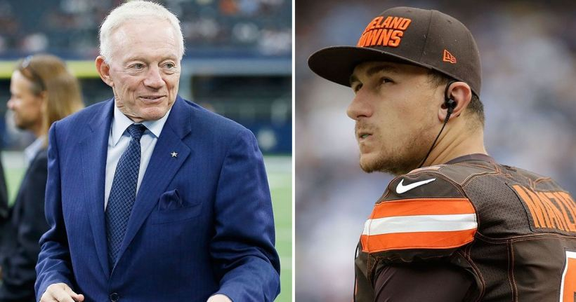 Jerry Jones/Johnny Manziel