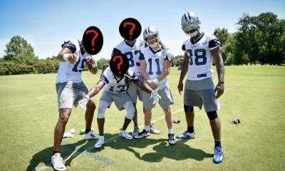 Cowboys WR Position