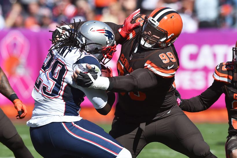 Dallas Cowboys Add DT Stephen Paea, Replace Terrell McClain