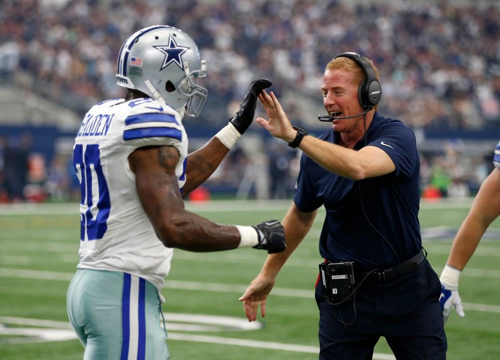 Re-Signing Darren McFadden Shouldn't Stop the Cowboys from Drafting a RB
