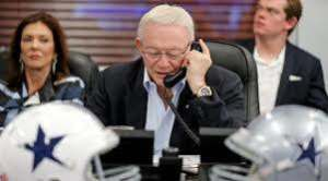 Jerry Jones Sees Trade Potential with Cowboys' 28th Overall Pick 1