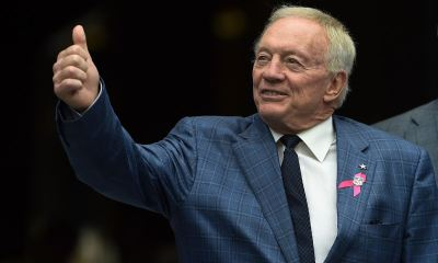 Jerry Jones Sees Trade Potential with Cowboys' 28th Overall Pick 3