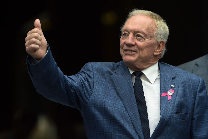 Jerry Jones