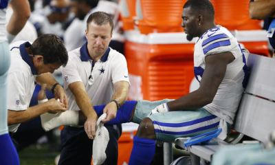 Cowboys Draft: Dez Bryant's Health Makes WR An Option Early