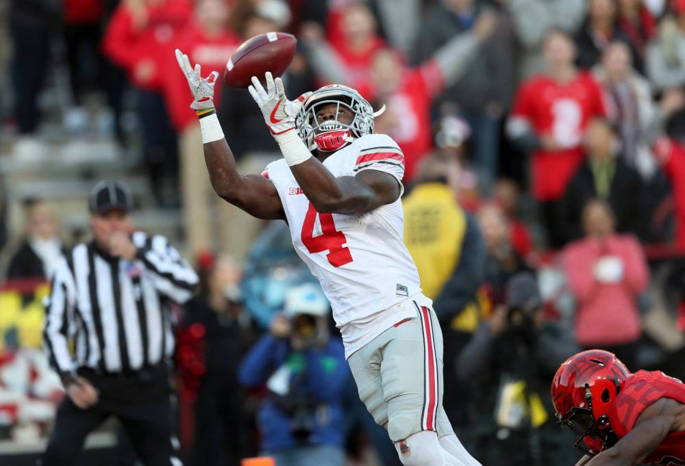 2017 Cowboys Draft Target: Ohio State's RB/WR Curtis Samuel 1