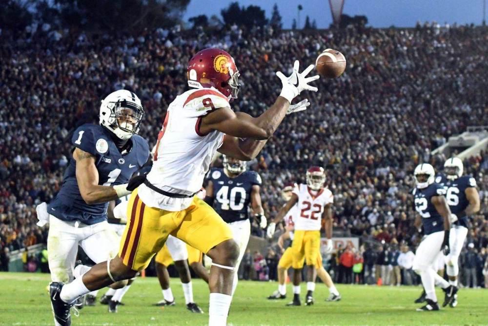 2017 Cowboys Draft Target: USC WR JuJu Smith-Schuster