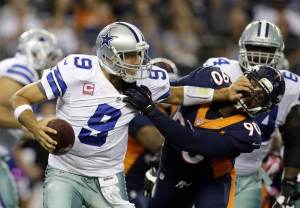 My Top 10 Tony Romo Moments 7