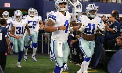 Dallas Cowboys Comprise 40% Of 2016's Top Selling NFL Jerseys
