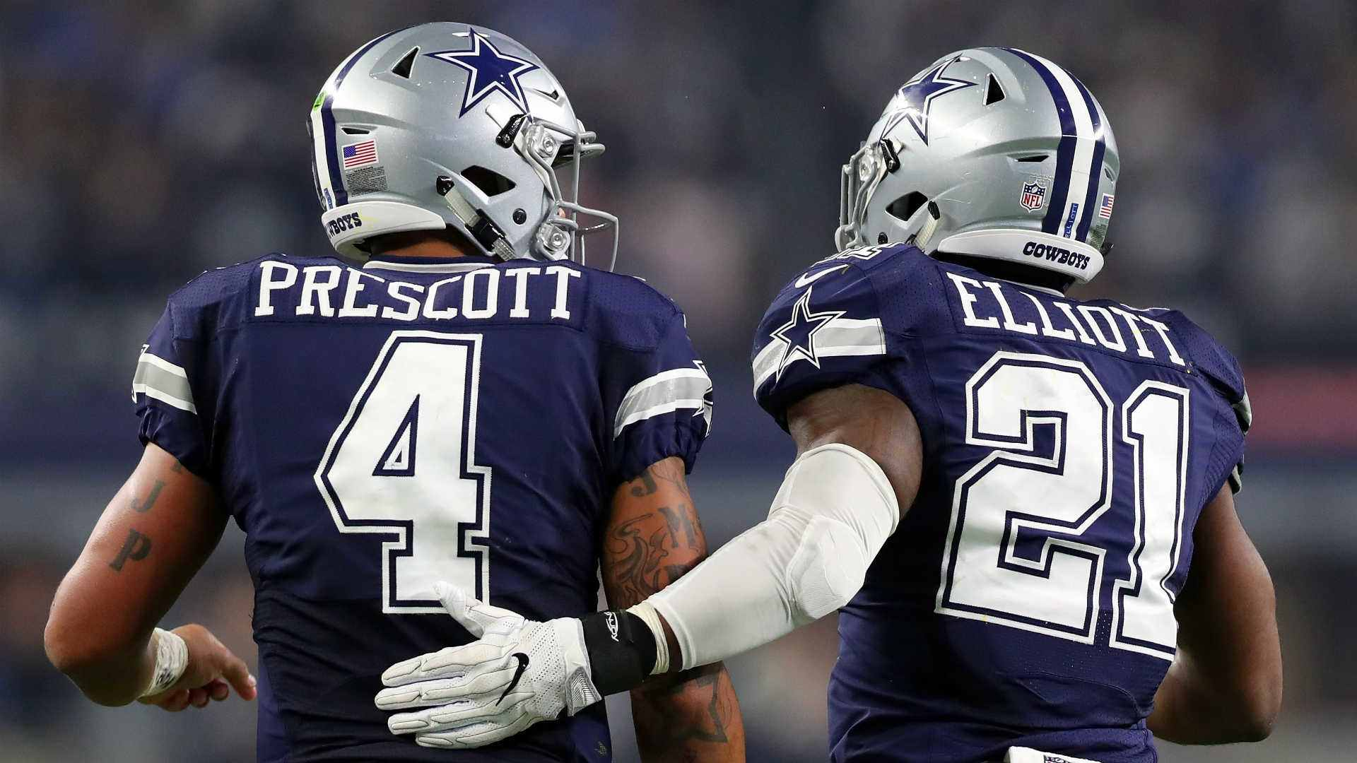 Dallas Cowboys Comprise 40 Of 2016 S Top Selling Nfl Jerseys