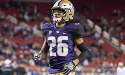 Report: Sidney Jones Off Cowboys' Draft Board, Fabian Moreau Awaits Recheck 1