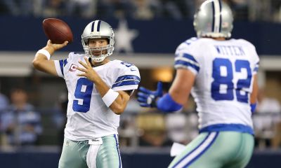 Tweet Break: Reactions, Remembrance for Cowboys Legend Tony Romo in Retirement