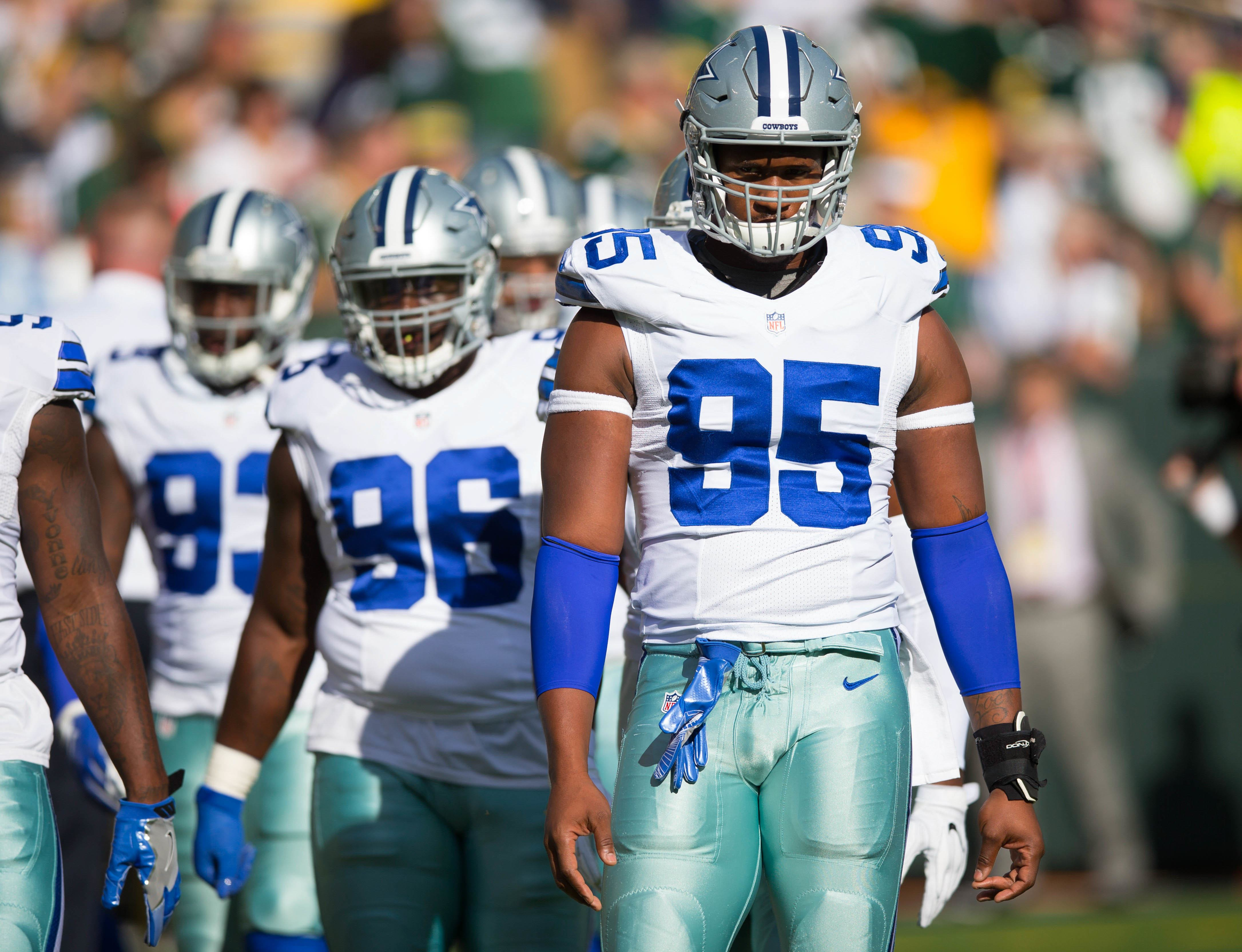 Cowboys LB Anthony Hitchens expects to play against Chargers