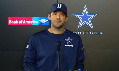 It Is Time for the Dallas Cowboys to Move on From Tony Romo