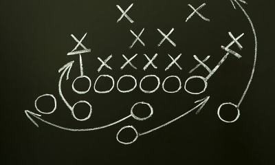 Football Theory 1: Gaps and Techniques 1