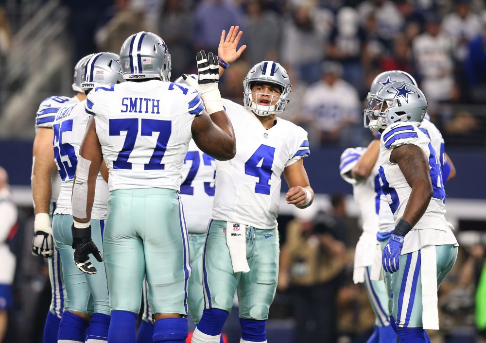Cowboys Pre-Training Camp 53-Man Roster Prediction: Offensive Edition