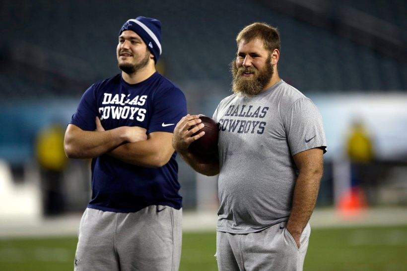 Travis Frederick And Zack Martin Disrespected By Pro Football Focus?