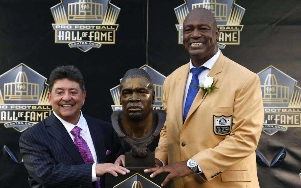 Charles Haley, Hall of Fame