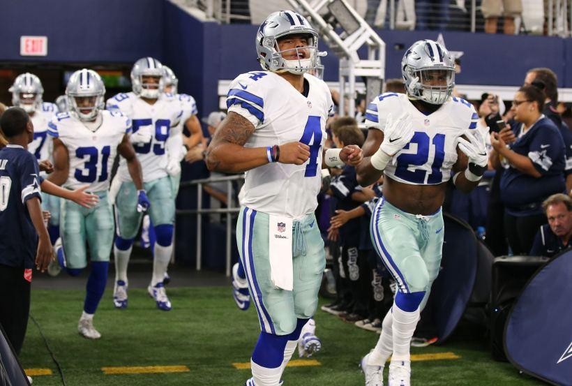 Dallas Cowboys Well Represented In 2017 ESPY Awards