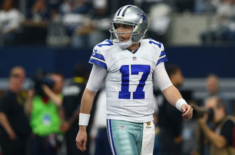 Is QB Kellen Moore's Playing Career All But Over?