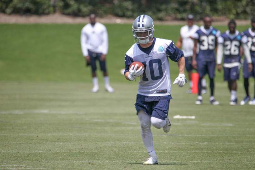 WR Ryan Switzer