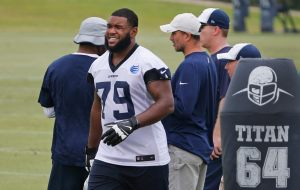 Cooper, Green Battle for Cowboys Starting Left Guard Position