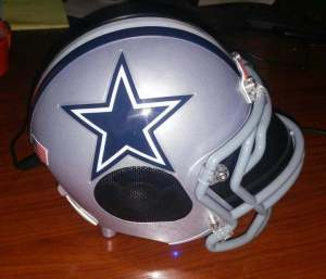 Dallas Cowboys NIMA USA Bluetooth Speaker