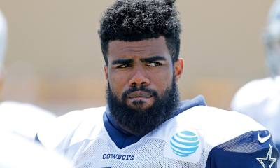 Ezekiel Elliott: NFL's History with Domestic Violence Shows Inconsistency, Hypocrisy 2