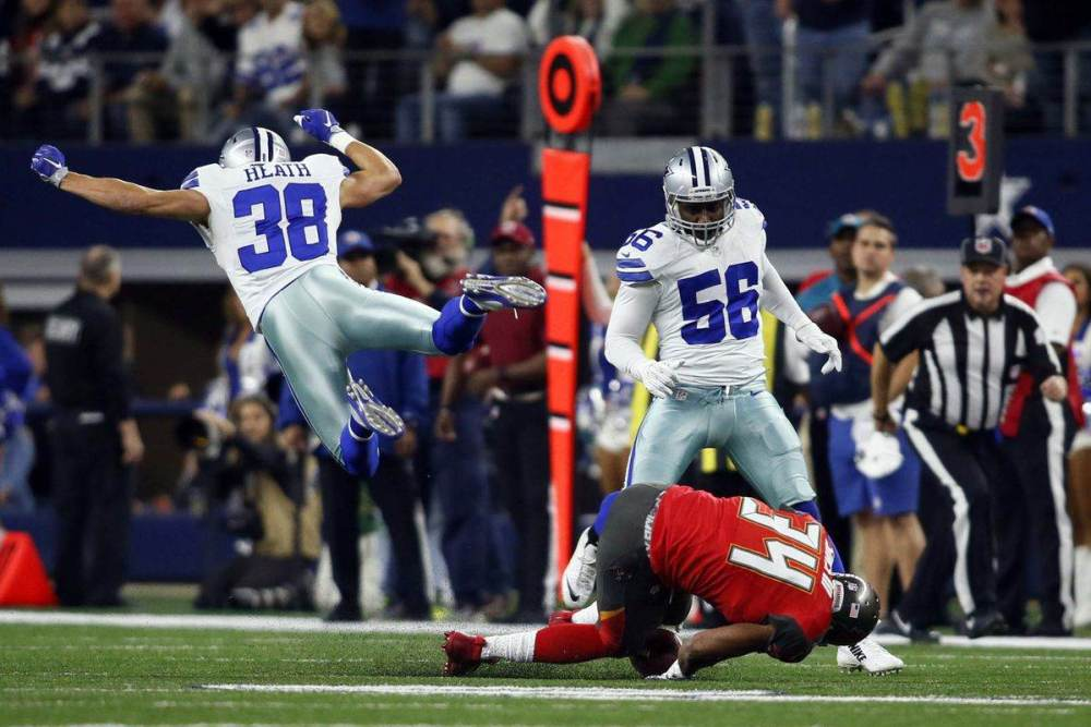 Dallas Cowboys 3rd Safety Spot Remains A Concern