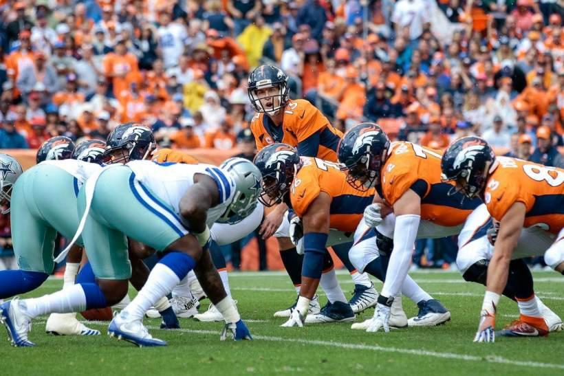 Cowboys defense vs Broncos offense