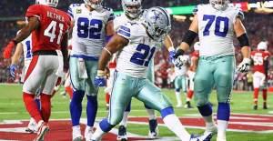 Ezekiel Elliott - 2017 Touchdown