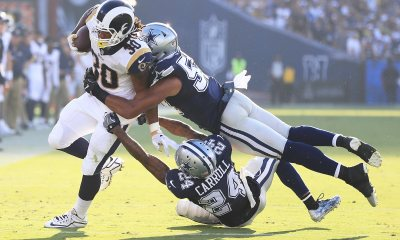 Los Angeles Rams @ Dallas Cowboys: By the Numbers 2
