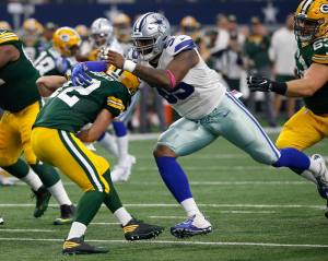 Has Cowboys DT David Irving Become A Dominant Force?