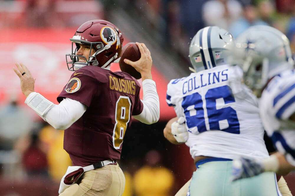 The Good The Bad And The Ugly For Cowboys Against Redskins