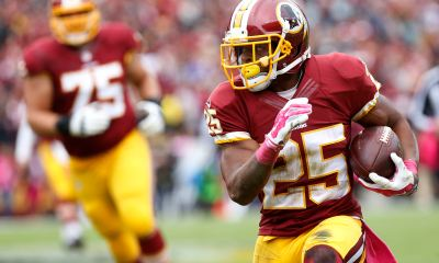 RB Chris Thompson, Redskins Will
