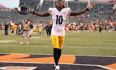 Should Cowboys Trade For WR Martavis Bryant?