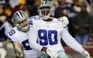 Unleashing DeMarcus Lawrence A Priority For Rod Marinelli