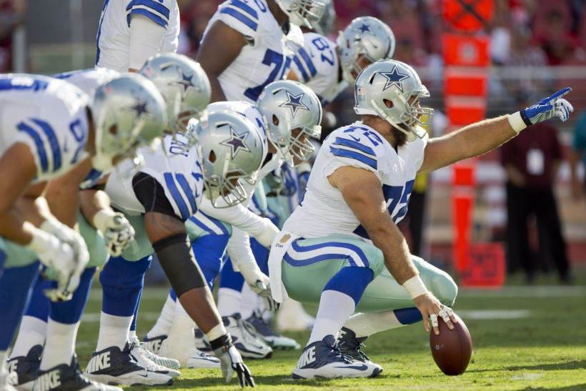 Cowboys' Consistency Must Be Found Up Front Vs Redskins 1