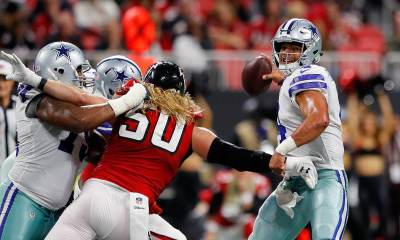 The Good, The Bad, And The Ugly For Cowboys Against Falcons
