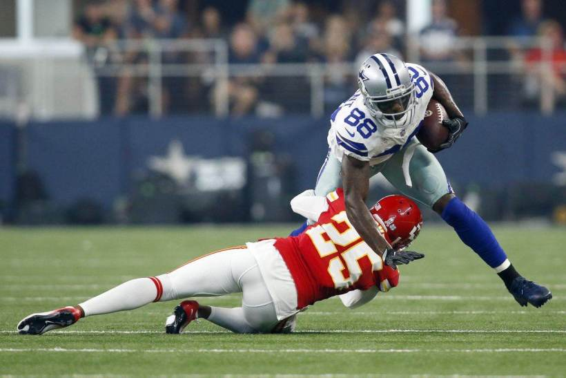 Dallas Cowboys @ Atlanta Falcons: By the Numbers