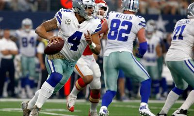 Dak Prescott Should Be In The MVP Conversation