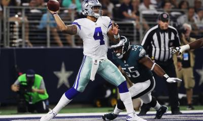 Cowboys Vs Eagles: The Hope That Dak Prescott Provides
