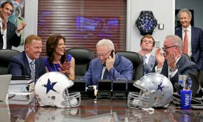 Why Finishing 8-8 Improves Cowboys' 2018 NFL Draft Position