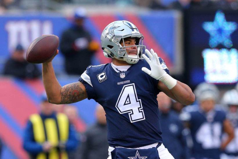 Film Room: How Dak Prescott Beat The Giants' Blitz