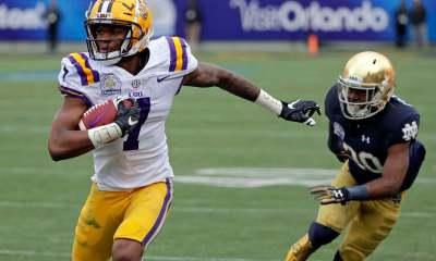 Cowboys Draft Target: LSU WR D.J. Chark