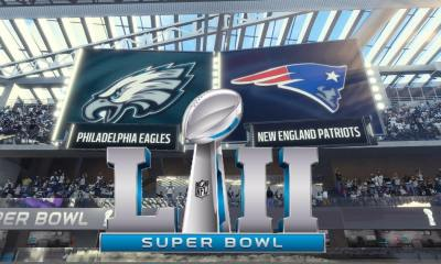 Super Bowl LII Prop Bets Available Right Now